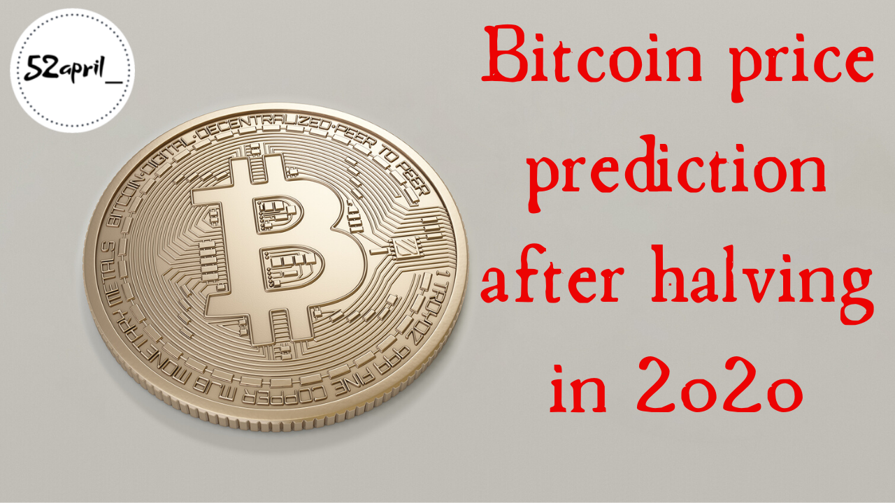 Bitcoin price prediction after halving in 2020 | by ...