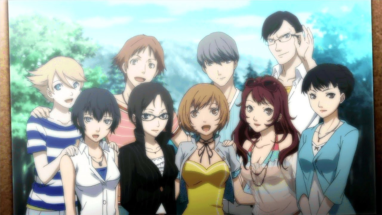 Persona 4 Golden dating più di una ragazza