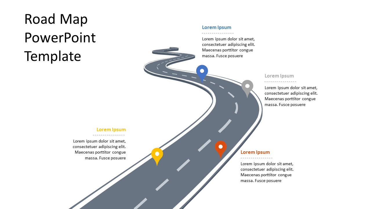 Perfect Roadmap Template Collection To Build Your 2020 Strategy