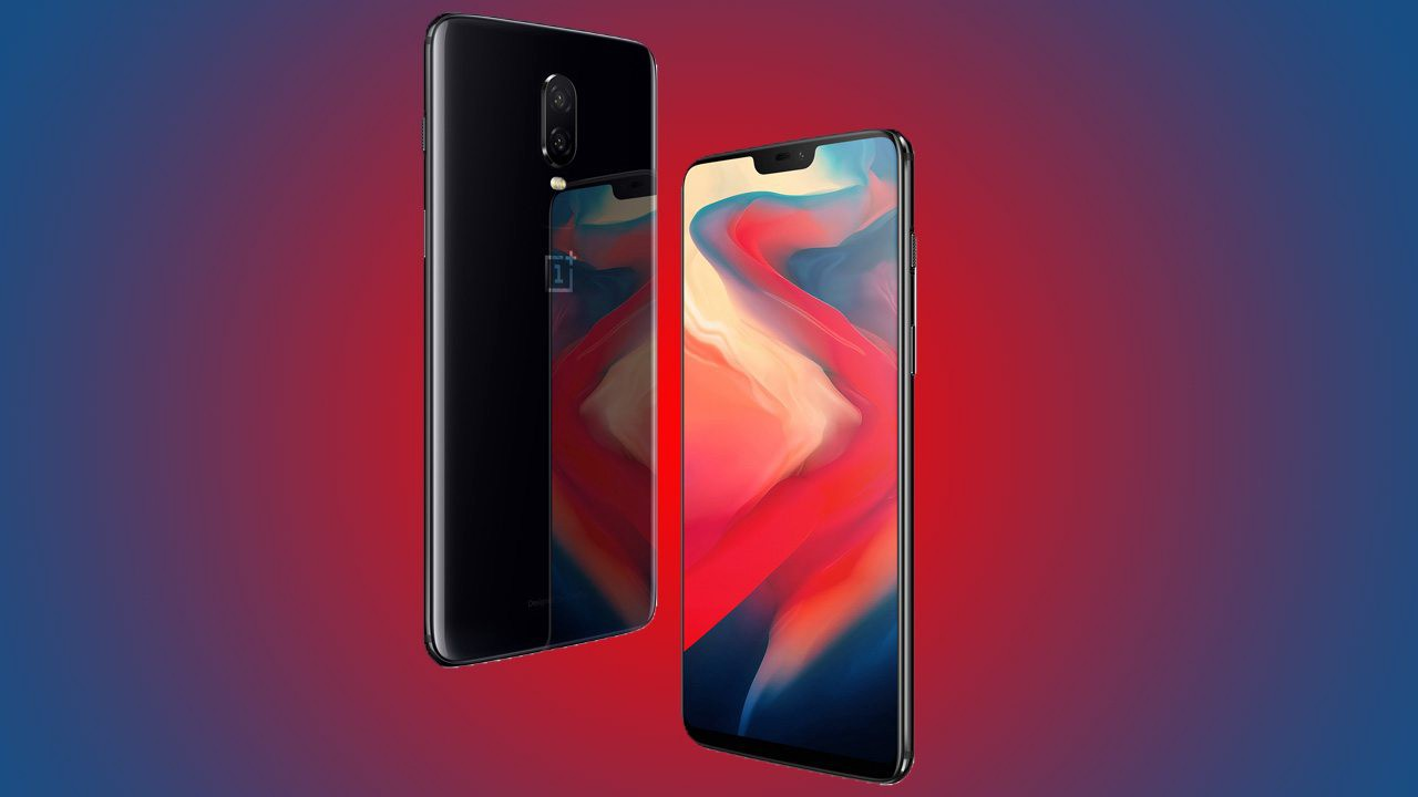 Put your OnePlus 6/Huawei P20 notch to work by making it a battery