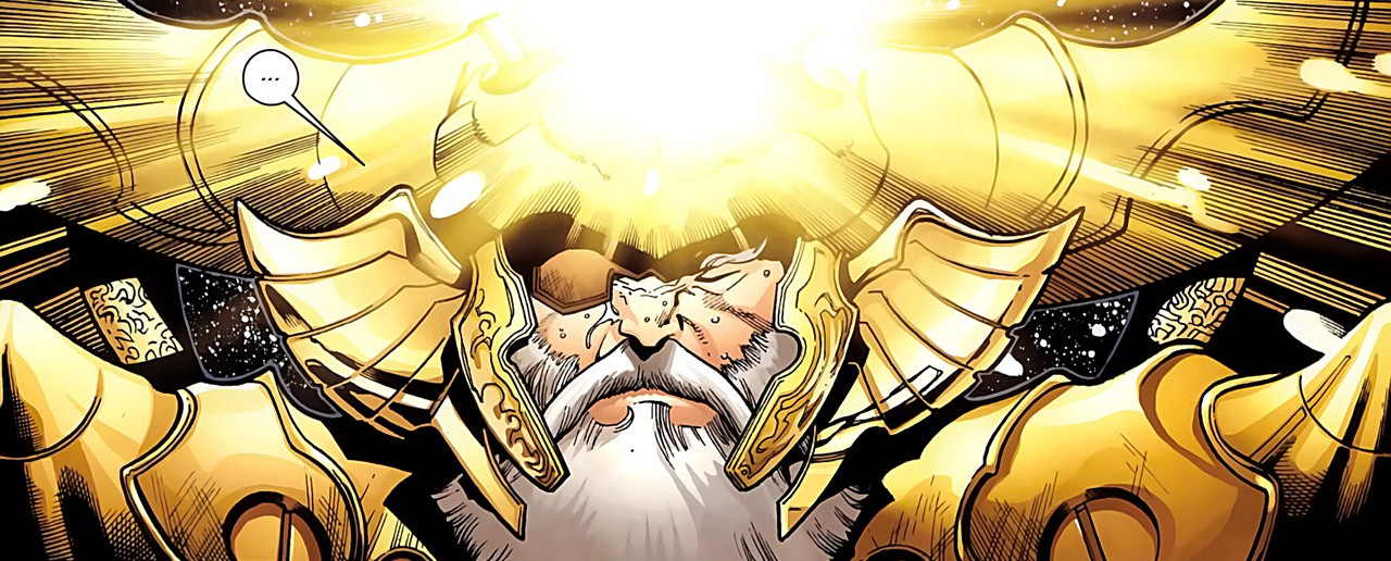 Could Thanos defeat the All-father, Odin? - Noteworthy - The