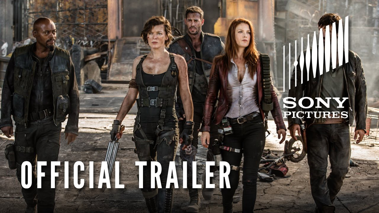 Watch Full Movie Resident Evil The Final Chapter 2016 By