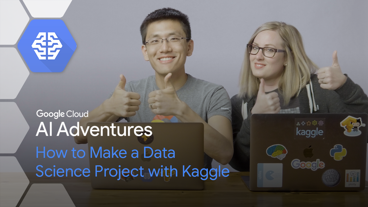 Cooking up a data science project using Kaggle Datasets and