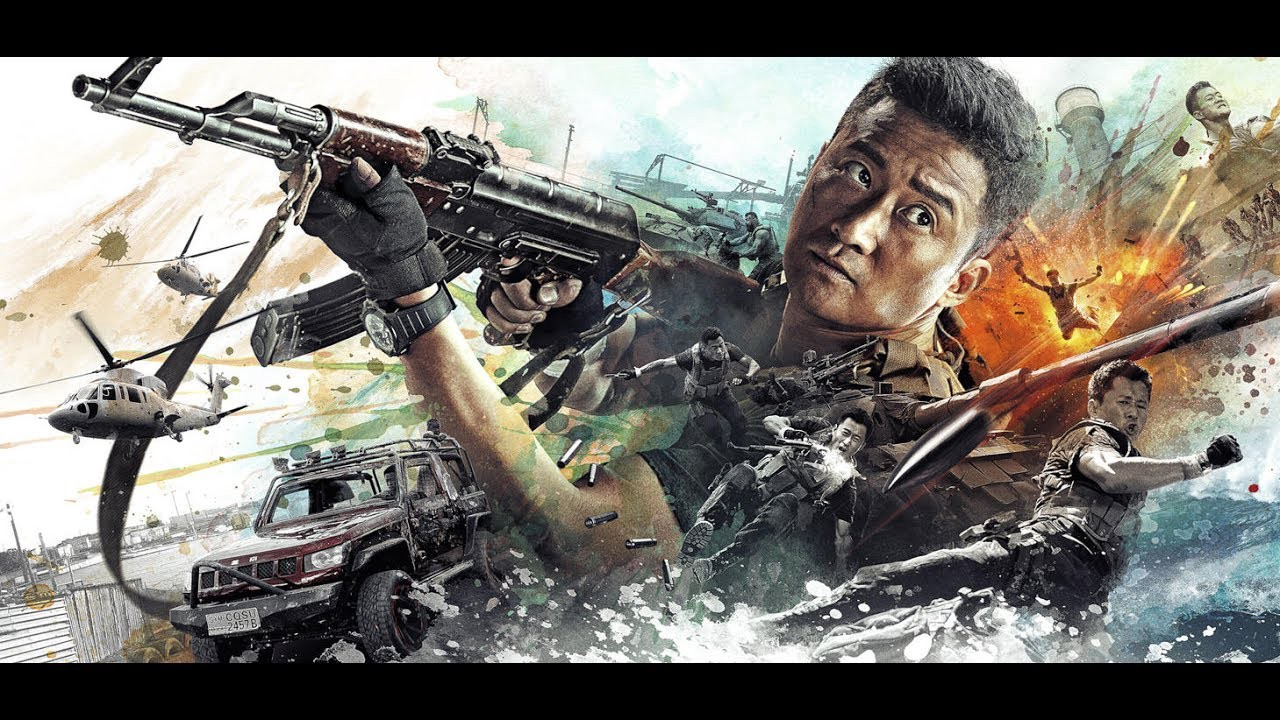 Wolf Warriors 2 Why A China Africa Blockbuster Is Blowing Up The Box Office By Eric Olander Ƭ§ç'žå…‹ Medium