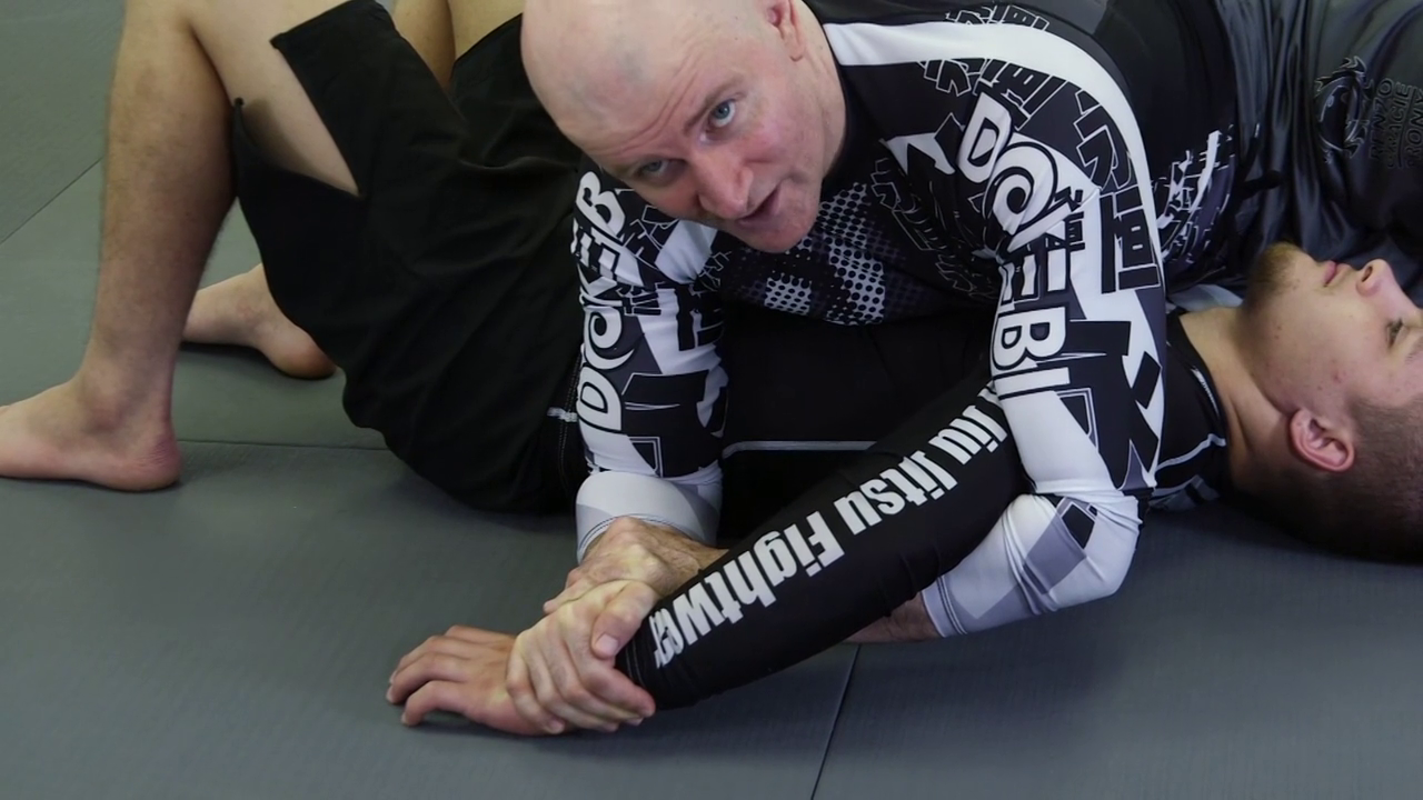 Danaher's Kimura System: Like Using a Sharper Knife