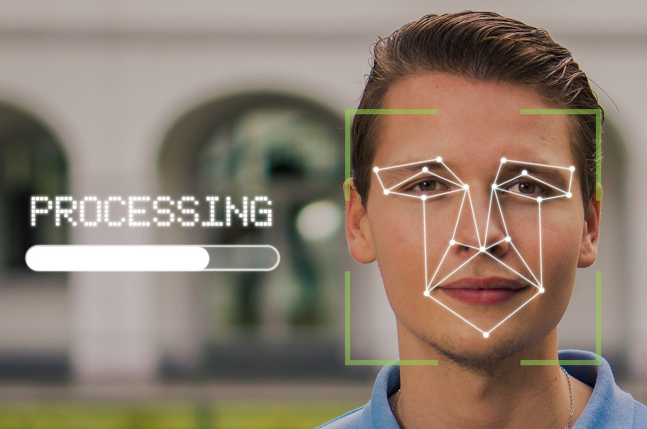 Facial recognition to detect human emotions.