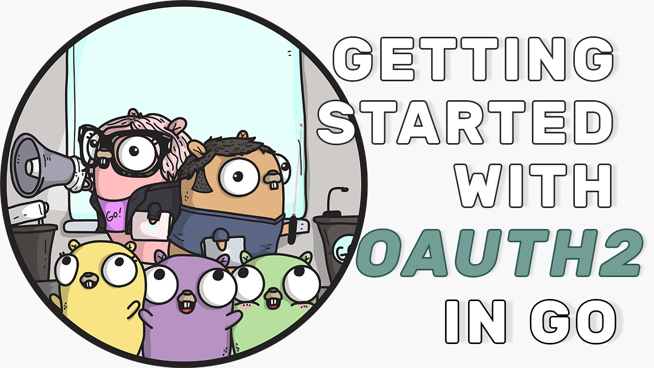 Getting Started with OAuth2 in Go - ITNEXT