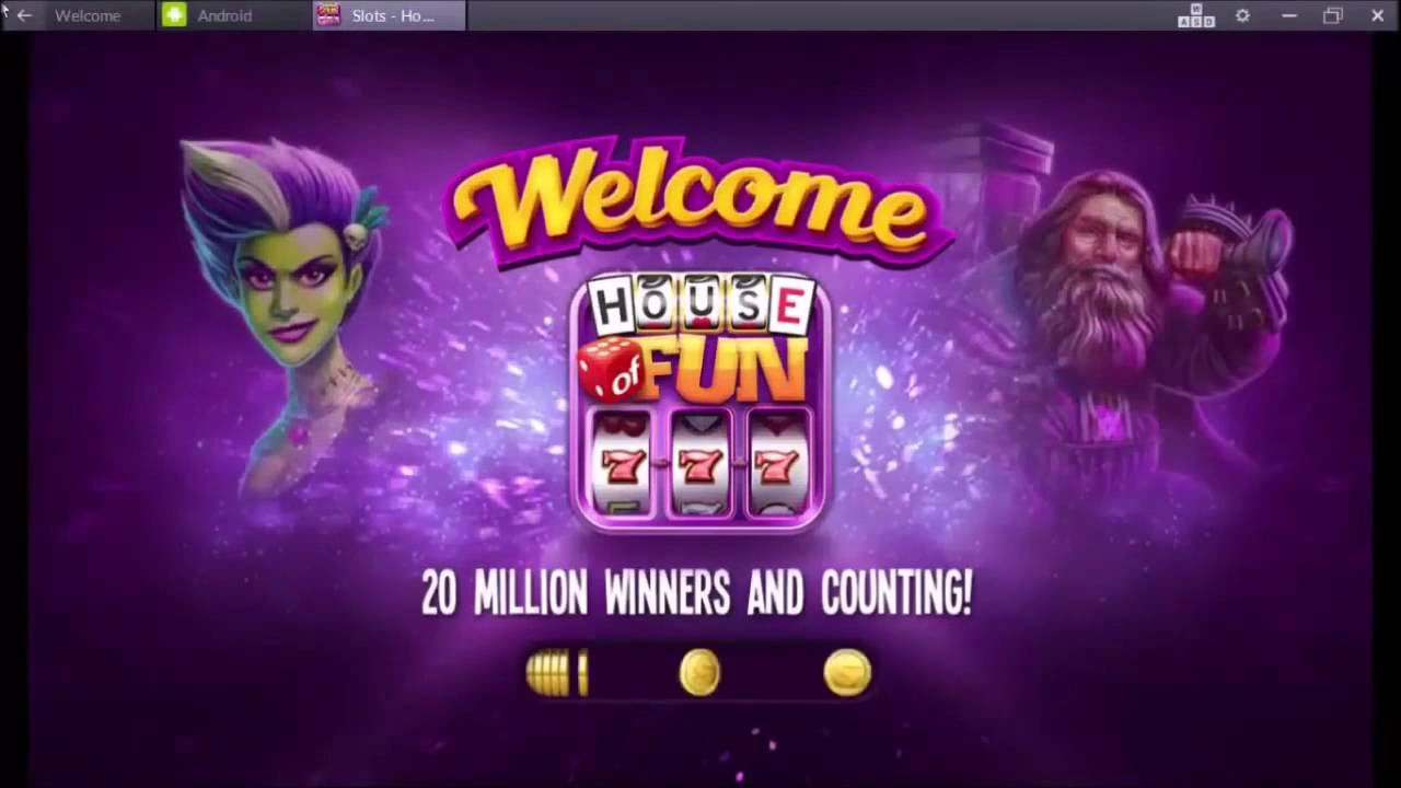 Your Guide To Unlimited Free Spins On House Of Fun House By Om