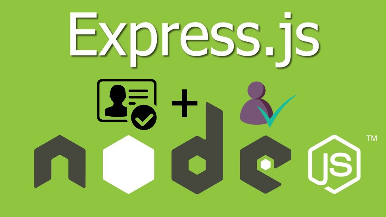 Easiest Backend Authentication using Express, MongoDB and
