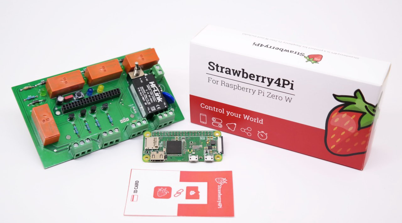 Develop IoT Projects with the Raspberry Pi Zero W and