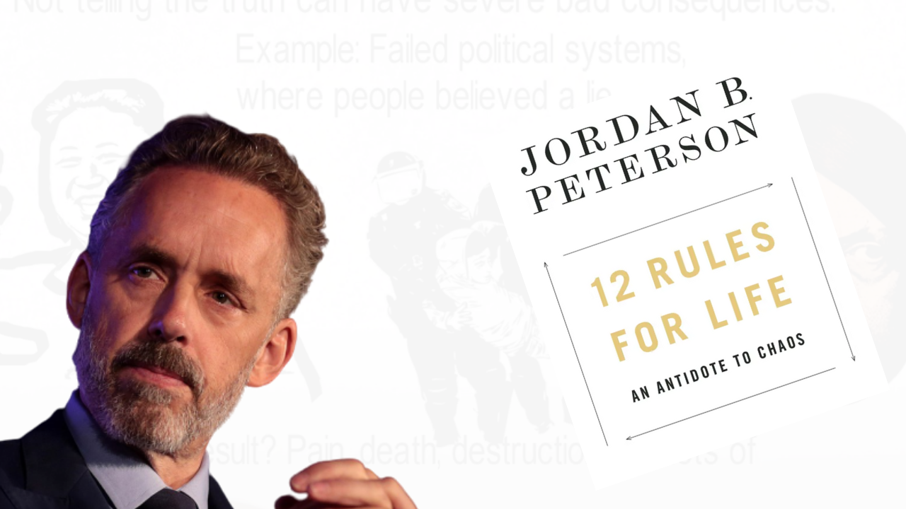 A 30-Minute Summary of 12 Rules for Life by Jordan Peterson | by Leo Saini  | Men's Reads | Medium