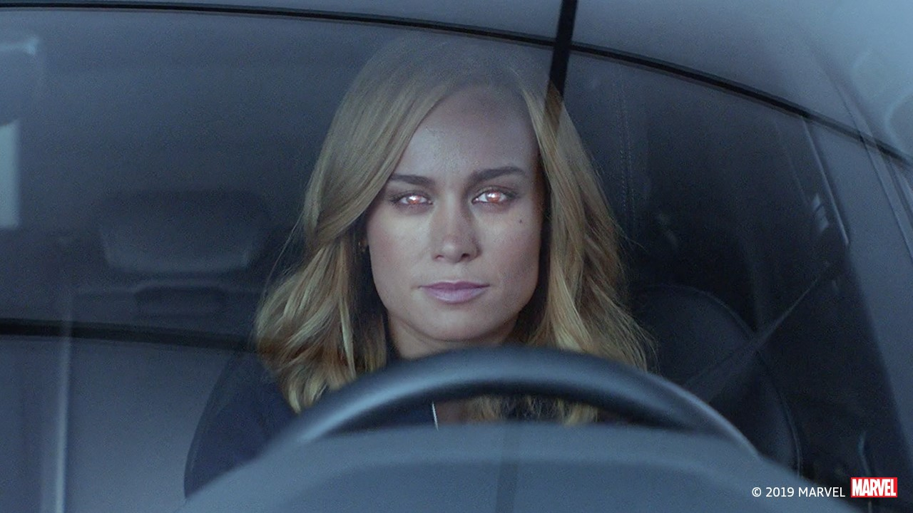 audi teams up with brie larson ahead of avengers endgame by tony bowles contributing columnist medium brie larson ahead of avengers endgame