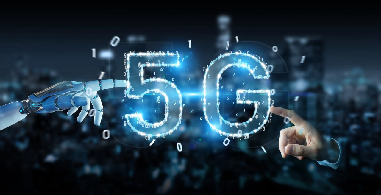 The Fourth Industrial Revolution Is Here. Hello 5G!   by Yobie Benjamin    Medium