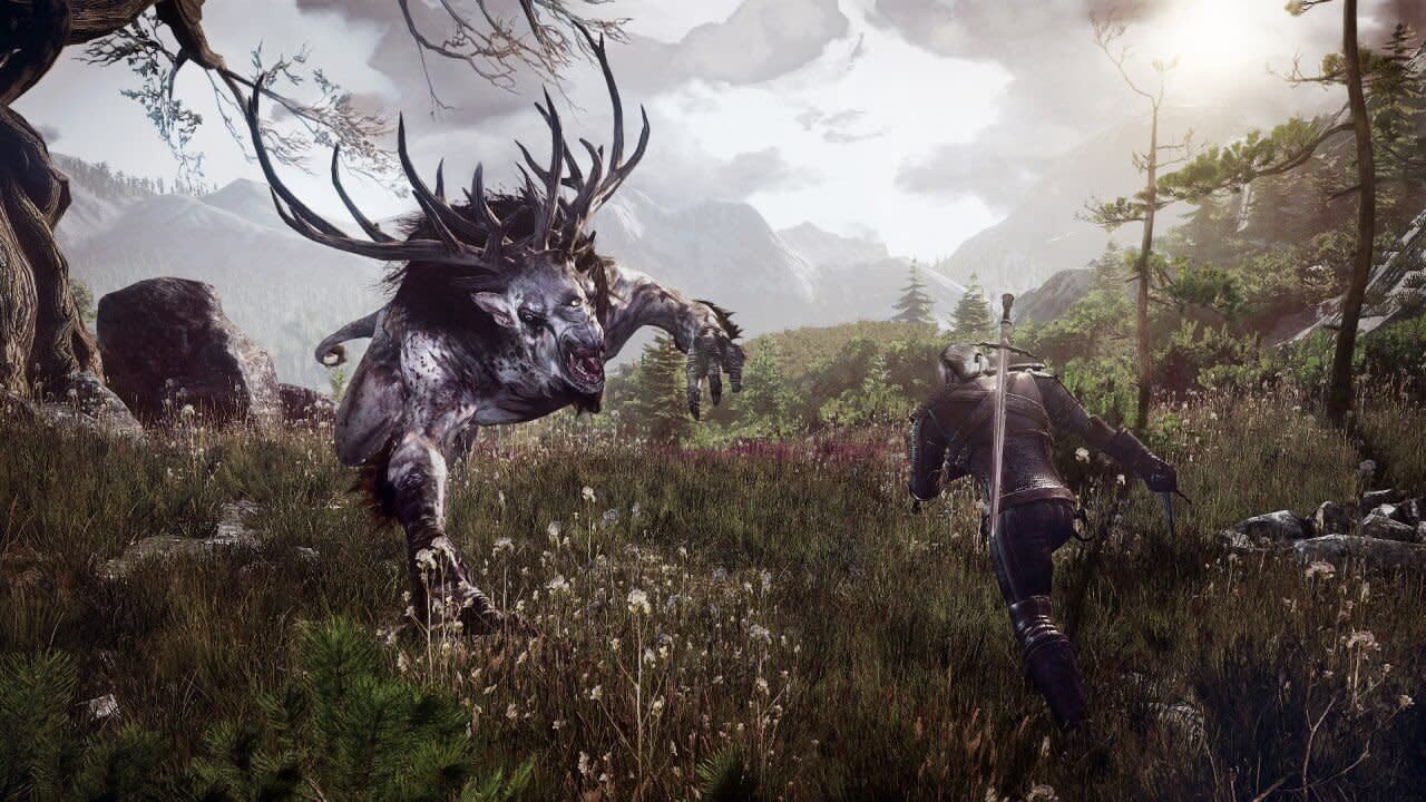 This Survival Mod For 'The Witcher 3: Wild Hunt' Seriously