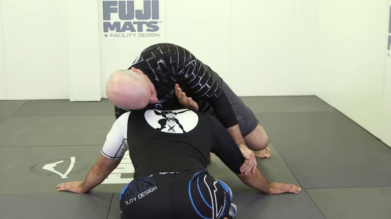 John Danaher's Front Headlock Tutorial Is His Best Yet