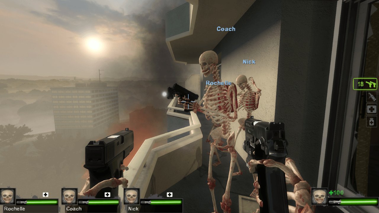Left4Dead — Why The Zombie Shooter's Still Going Strong A