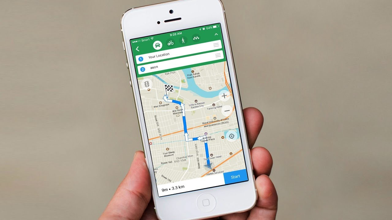 Navigation Apps: Compass of Taxis - Taxi Service - Medium