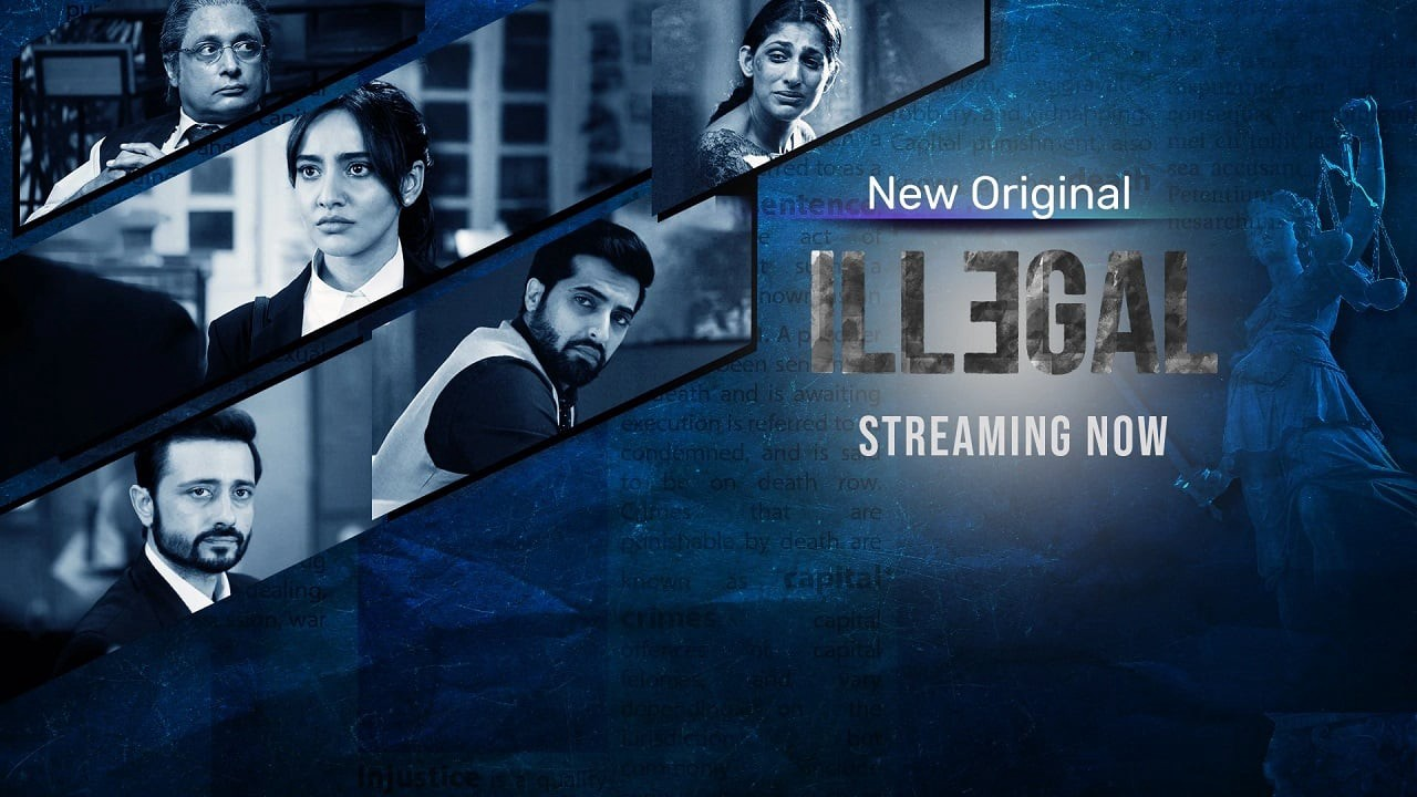 """Watch — """"Illegal — Justice, Out of Order"""" Season 1 Episode 1 : 1x1 ..."""