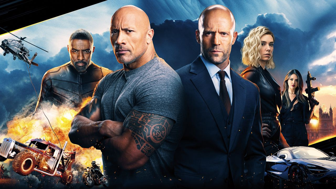 FAST & FURIOUS PRESENTS: HOBBS & SHAW Doesn't Feel Like Family ...