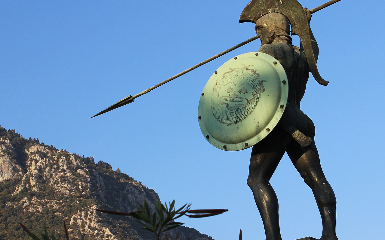 Interesting Histories: Helots — The Slaves Of Sparta