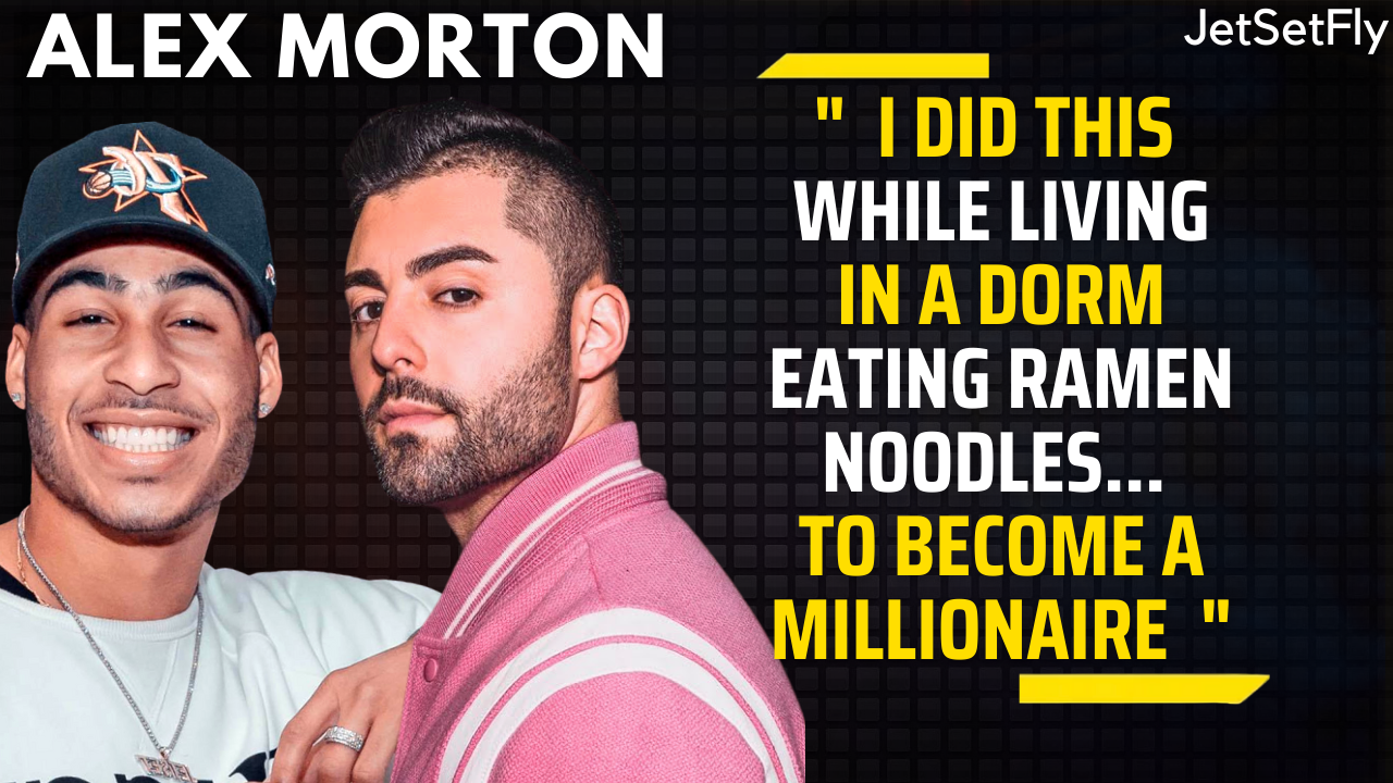 Who is Alex Morton? Alex Morton, iMarkets Academy Chairman, best-selling author, world's highest paid network marketer 2021