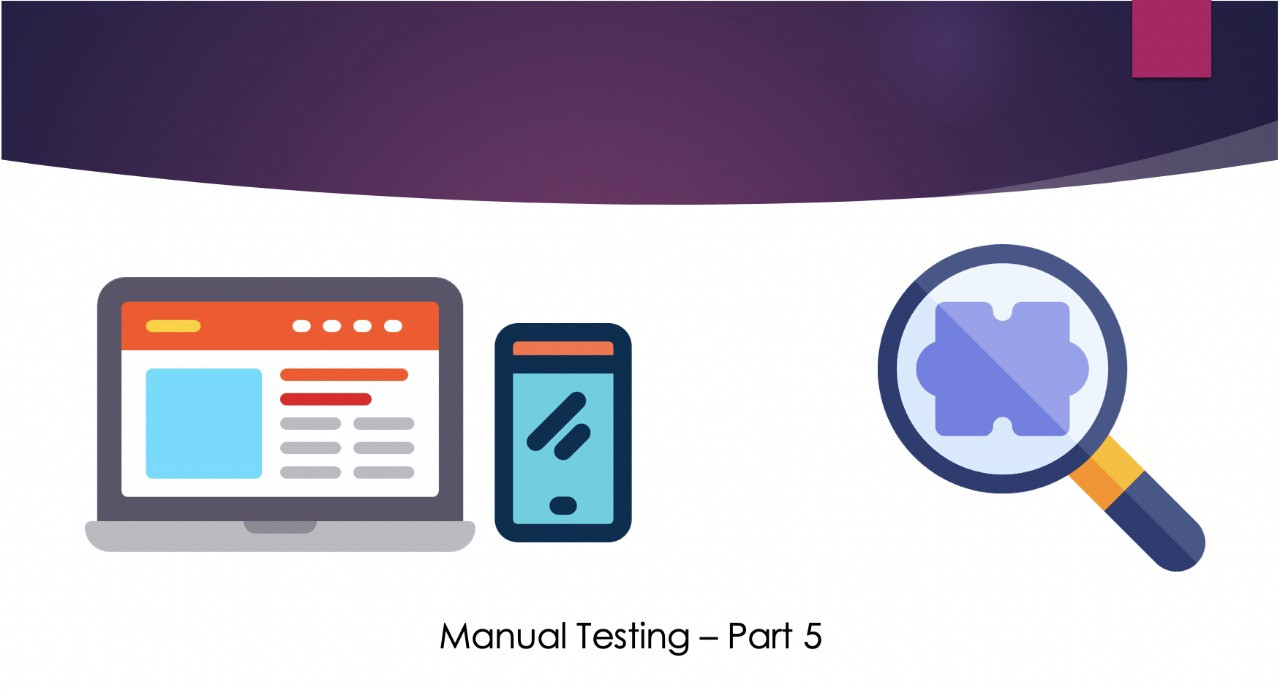 Software Testing Part 5 Types Of Software Testing By Gvnswetha Medium