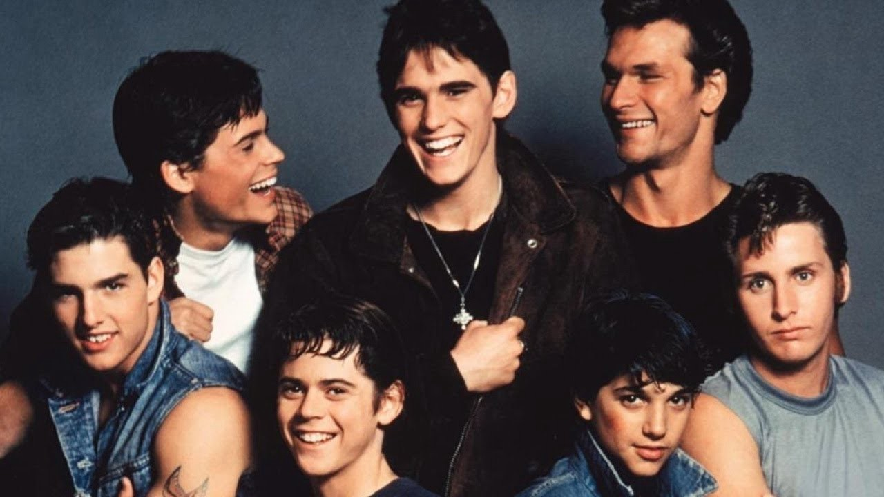 "In This Teen Book Club, ""The Outsiders"" Leads To Talk Of"