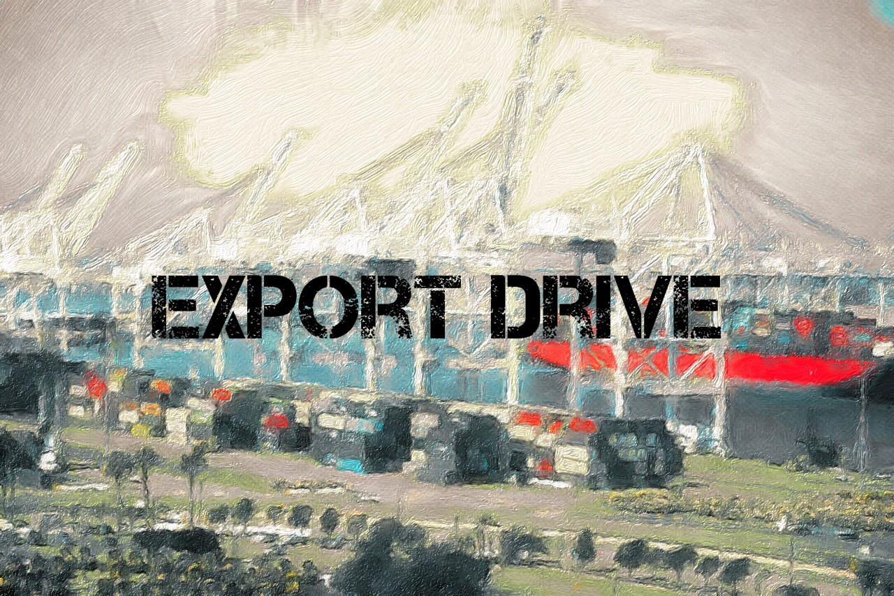 EXPORT DRIVE. 通商問題とは契約観念と分かち難い | by Dulles N ...