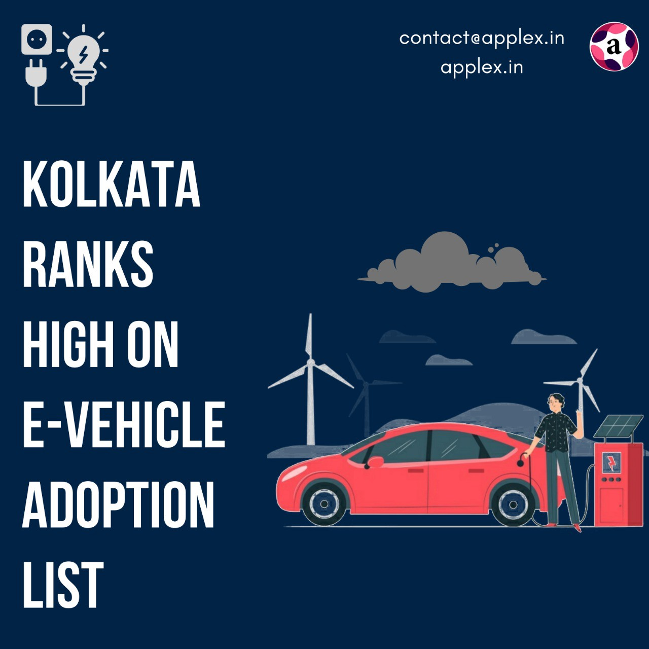 Kolkata ranks high on e-vehicle adoption list