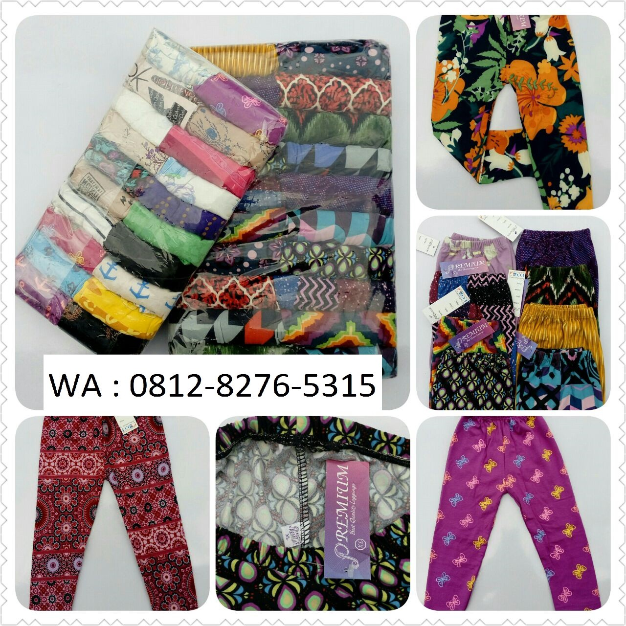 Grosir Wa 0812 8276 5315 Grosir Legging Rok Anak By Legging Baby4 Medium