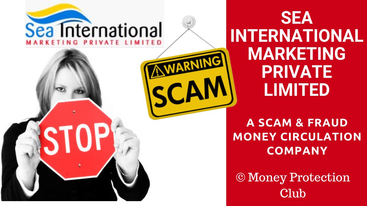 Sea International Business Plan: A Scam And Fraud Company