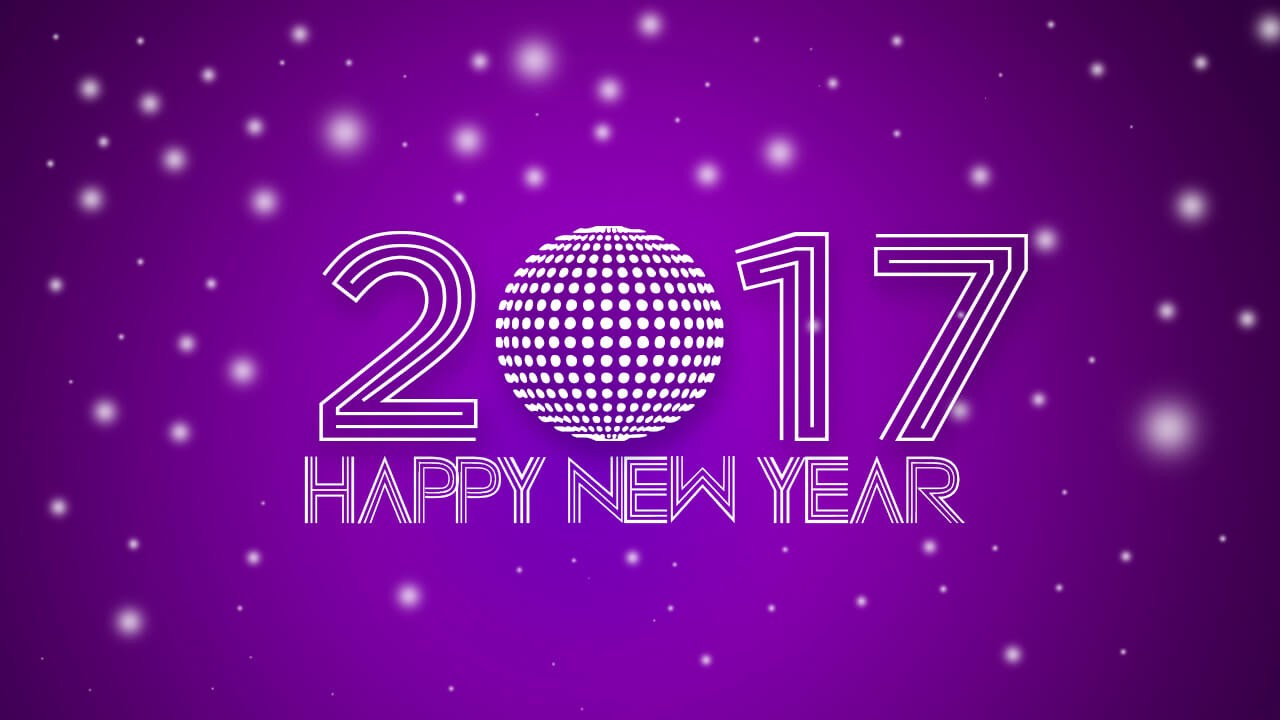 Come And Celebrate The Happy New Year With New Year Cards 2017