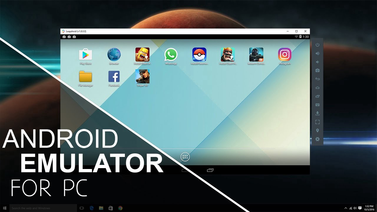 9 Best Free Android Emulators For Windows 7 8 1 10 Pc By Florencelevis Medium