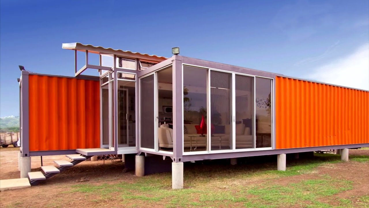 10 Prefab Shipping Container Houses By Inhabitat Medium