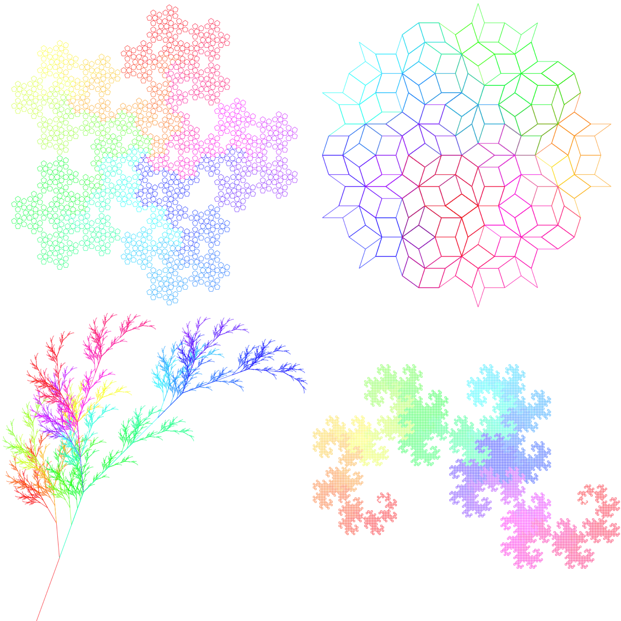 Workshop report: Generative design with Clojure - thi ng
