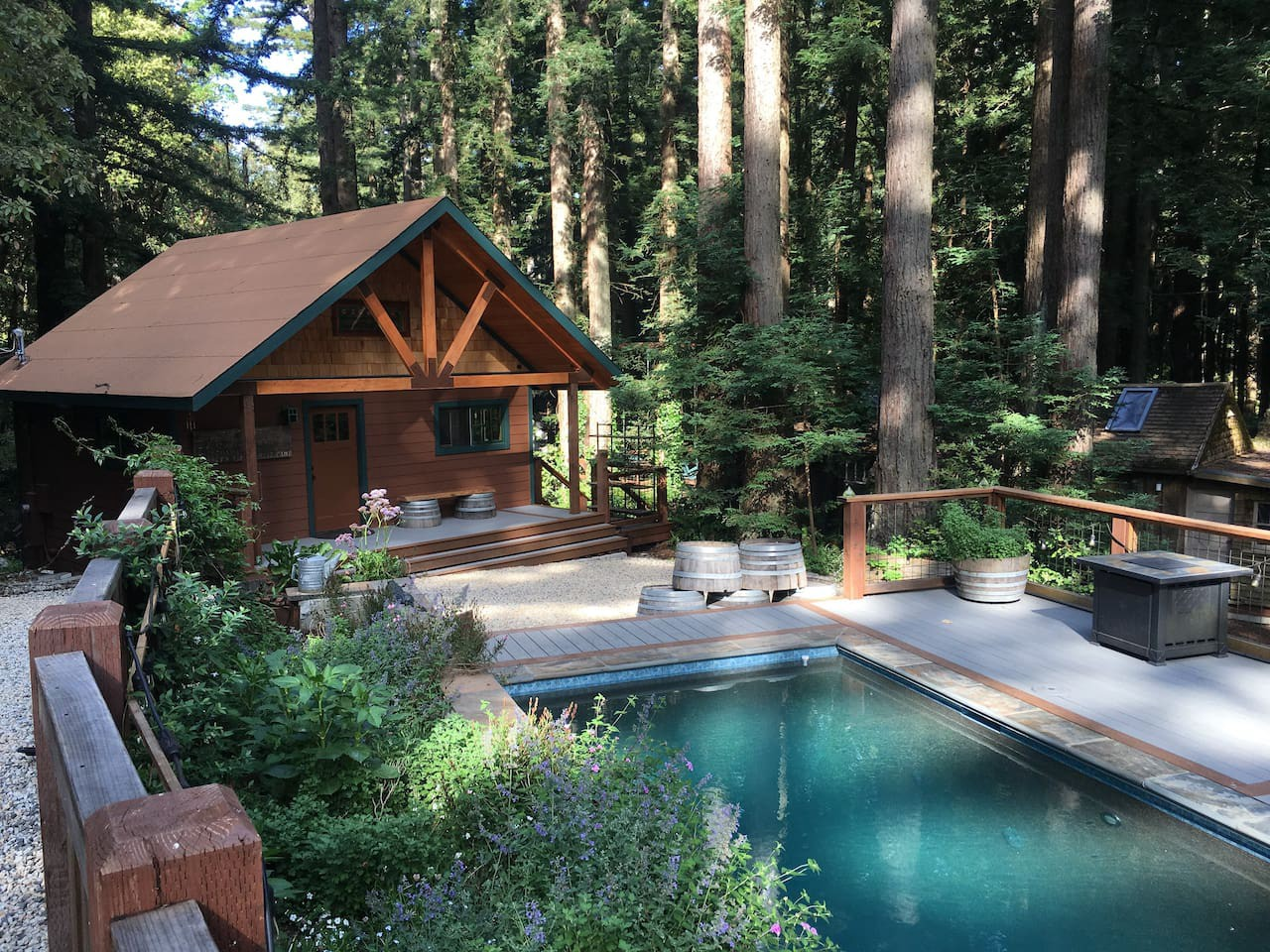 Pandemic Staycation Bay Area Airbnbs With Pools By Allison Hirschlag The Bold Italic
