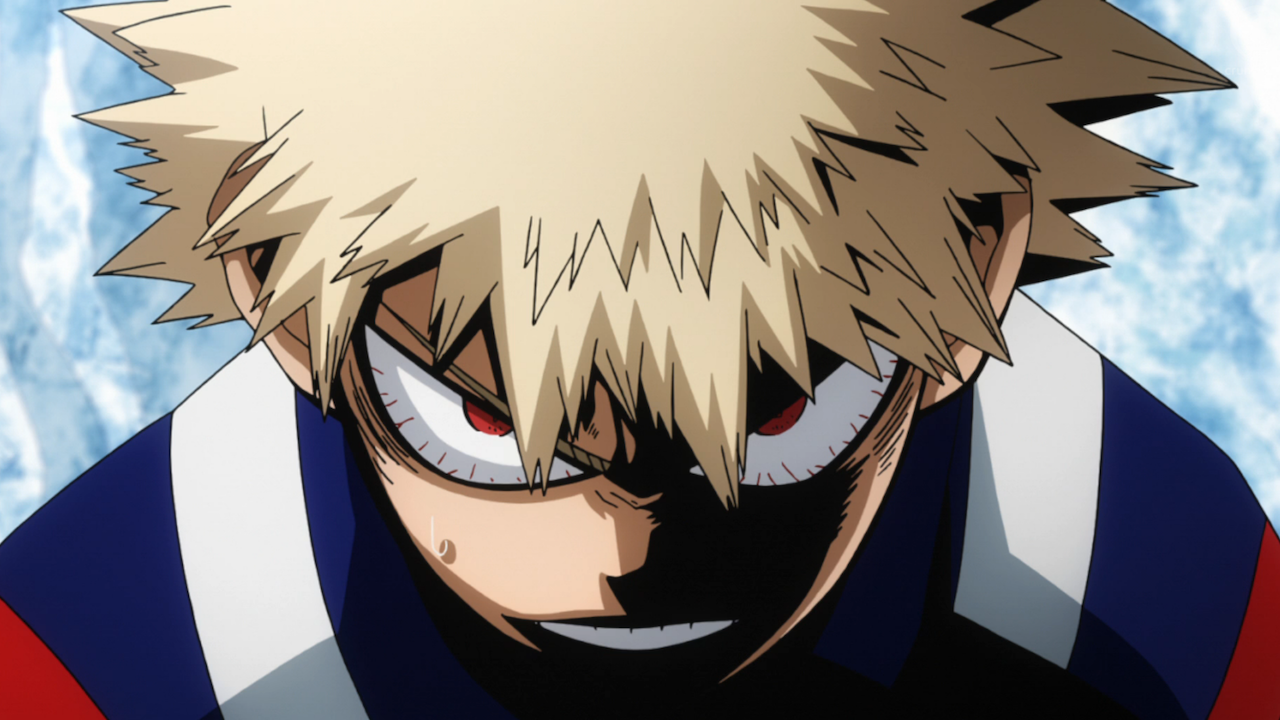 Katsuki Bakugo Isn't Being Set Up As A Villain and That's