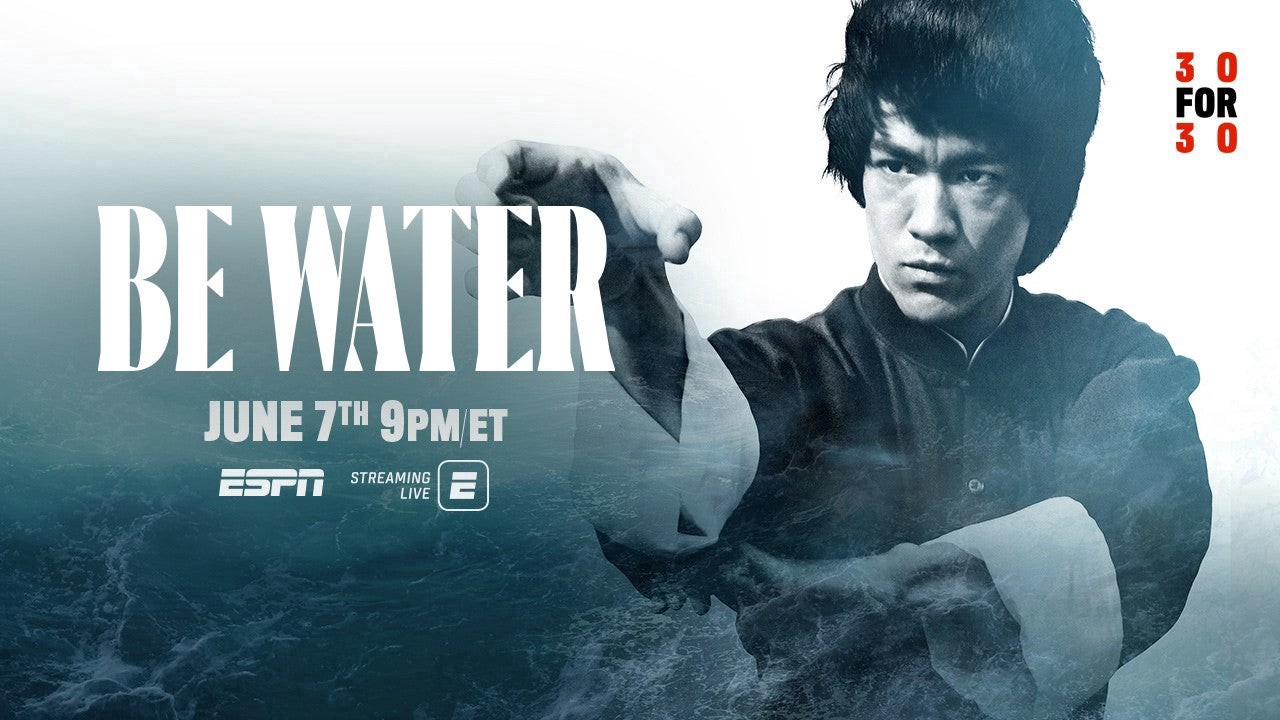 30 for 30: 'Be Water' Bruce Lee (FULL DOCUMENTARY) | by darios sinotrio |  Bruce Lee 30 for 30: 'Be Water' | Medium