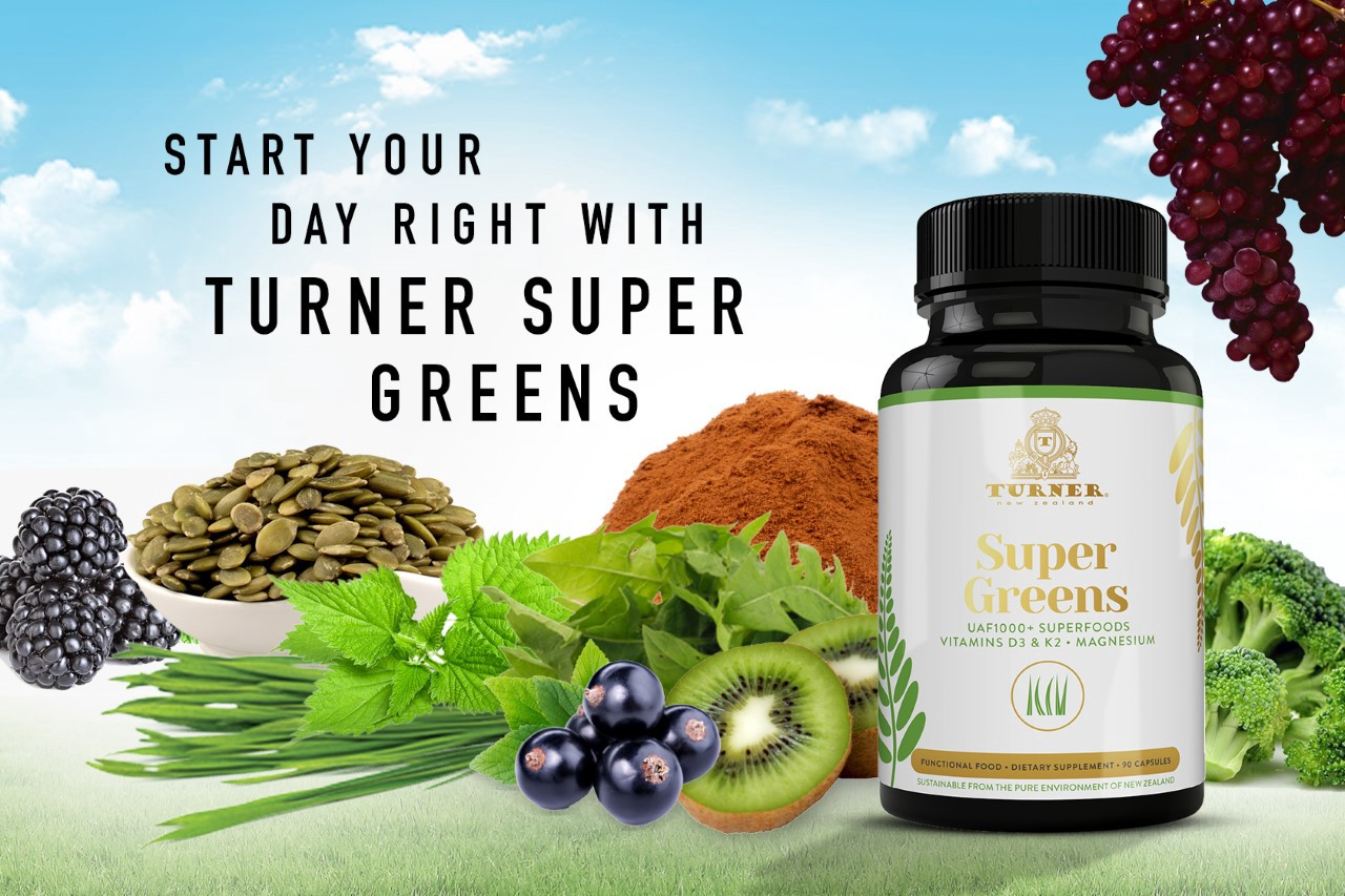 best Organic super greens Capsules
