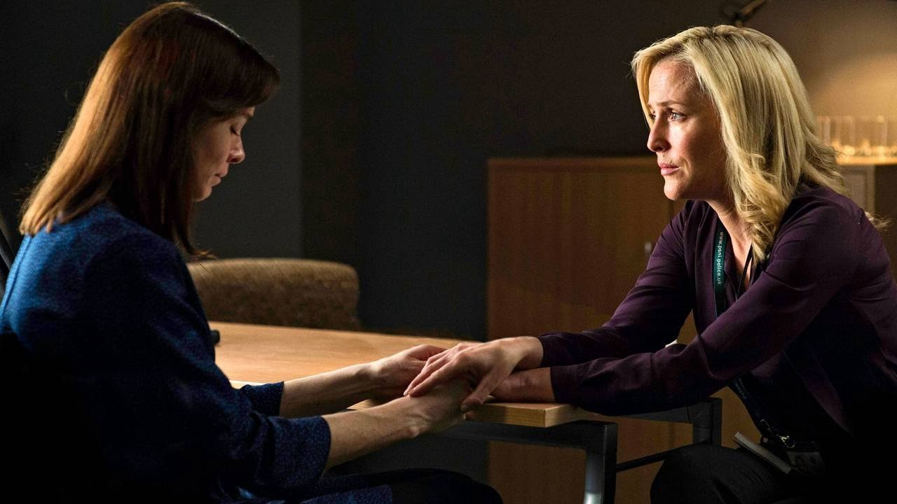 Let's not let it beat us: How season 3 of 'The Fall' does a
