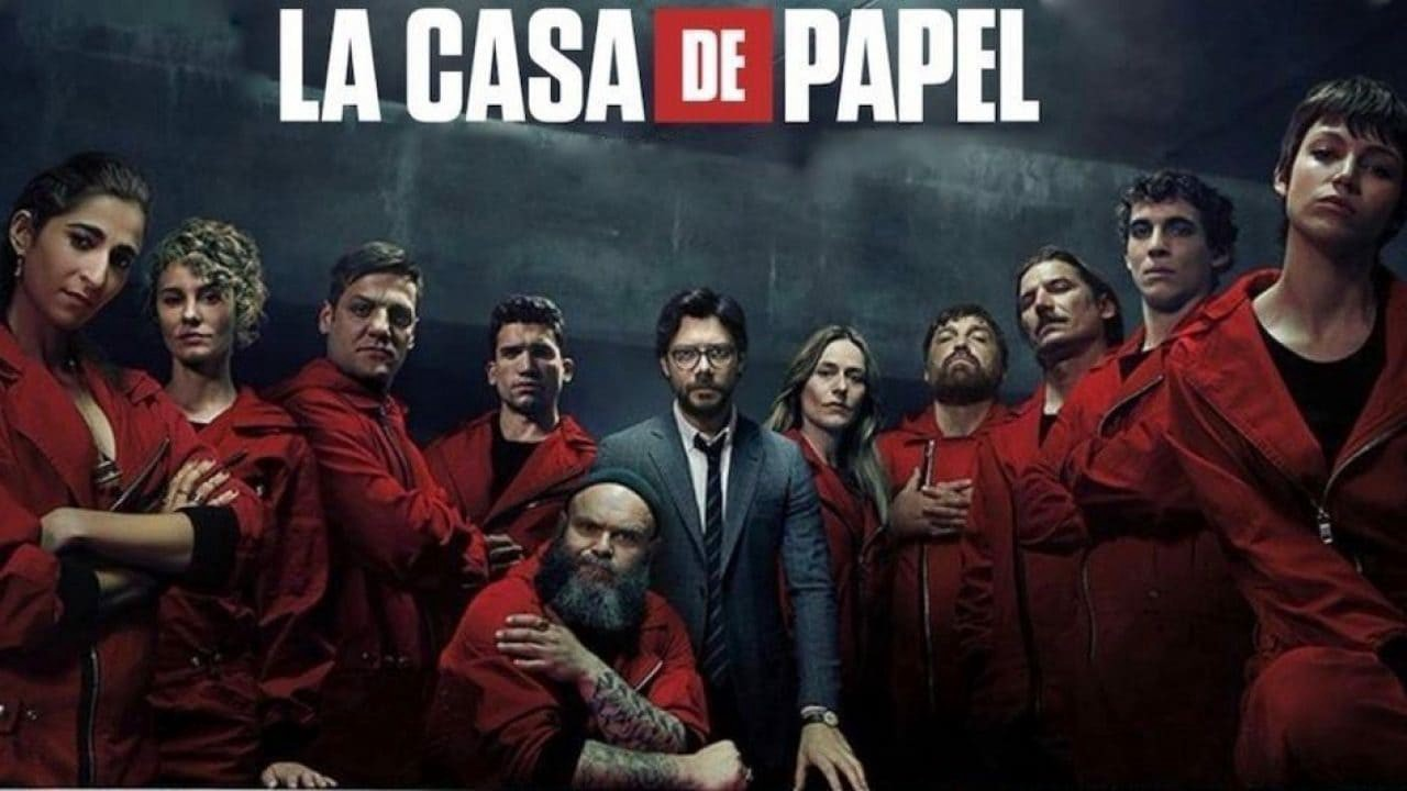 Full.Watch FREE]]. Money Heist Part 4 (La casa de papel: Parte 4 ...