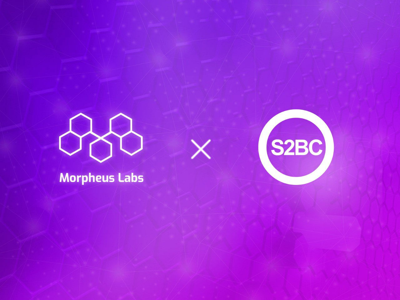 Morpheus Labs and S2BConnected are pleased to announce their strategic partnership, taking the first step into Europe