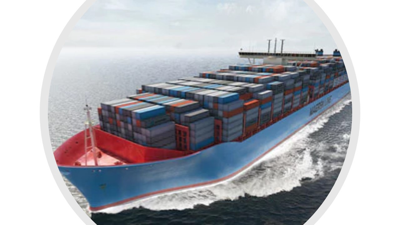 The containerized ship marked the second chapter in the Benjamin Gordon Cambridge Capital series on innovation in logistics