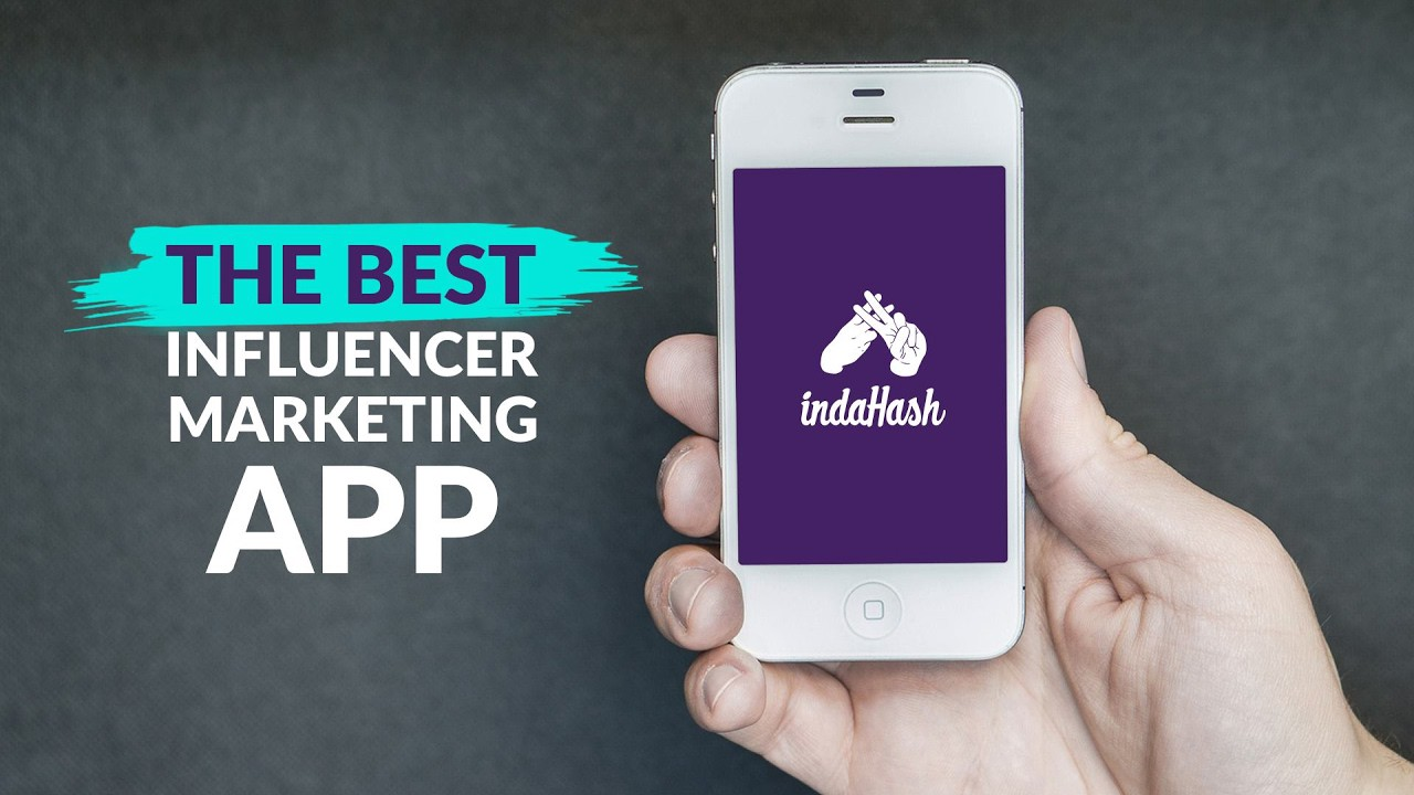 INDAHASH THE REVOLUTIONIZED INFLUENCER MARKETING SYSTEM WITH A ...