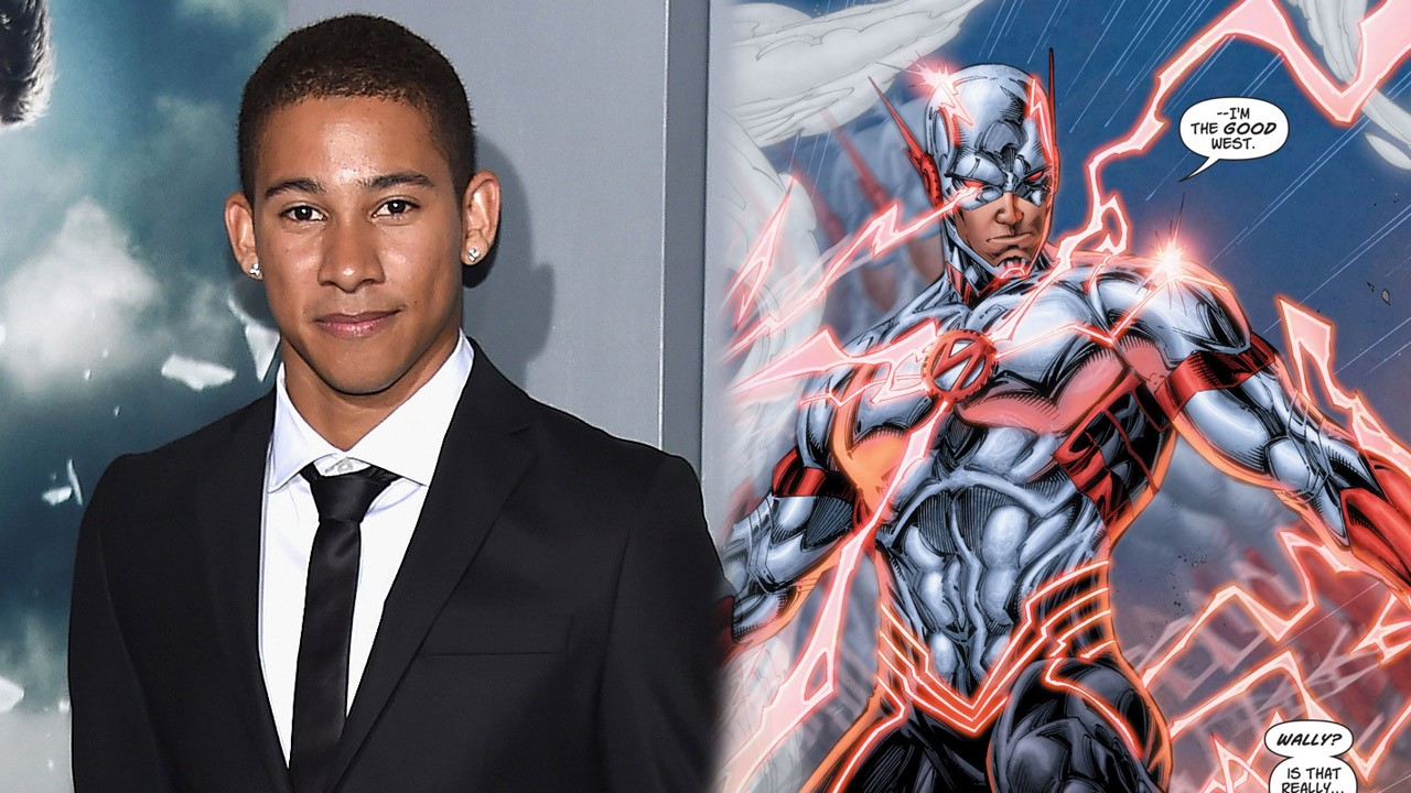 The Flash Black Family This Post Contains Mild Spoilers For By Black Boy Dreaming Medium