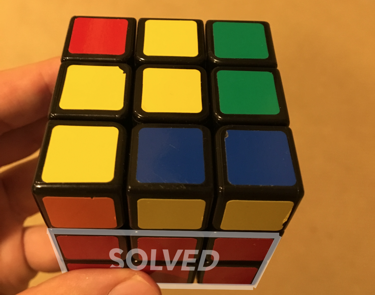 My month-long quest to solve a Rubik's Cube in under 20 seconds