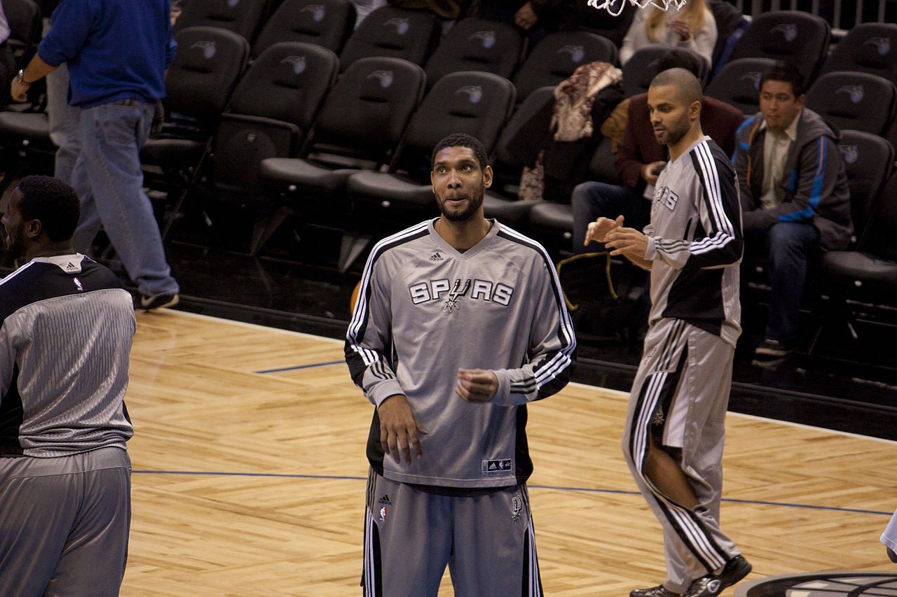 Heart and Soul: Tim Duncan, Why He Mattered - The Mission - Medium
