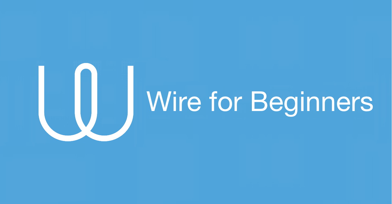 Wire for Beginners - Martin Shelton - Medium