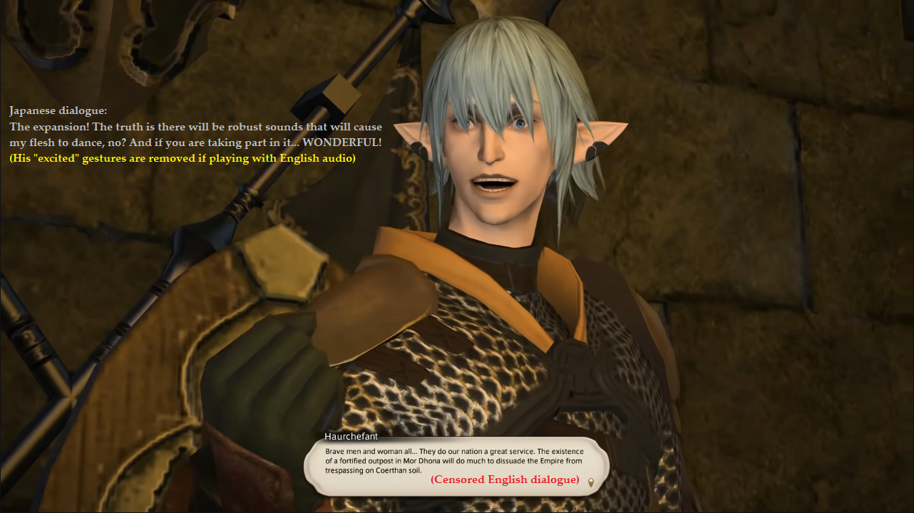 Final Fantasy XIV — The most terribly memed and joke
