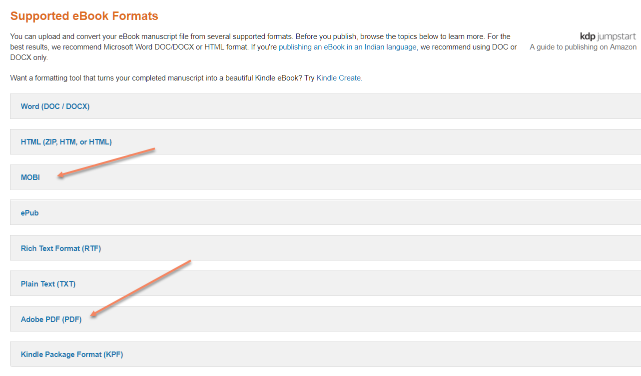 Writers: Have You Tried the New Amazon Publishing Tools
